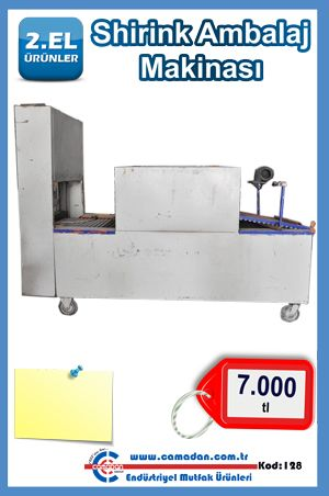 Shirink Ambalaj Makinası