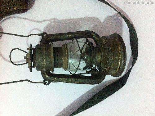 Alman malı gemici feneri