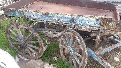 Orjinal At Arabası