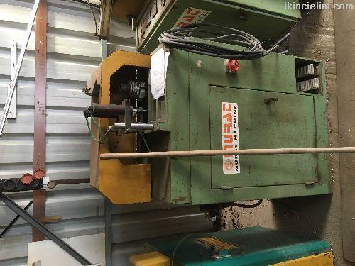 Pvc hidrolik orta kayıt alıştırma makinası