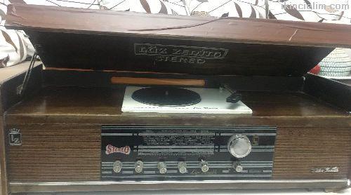 Plak ve radyo