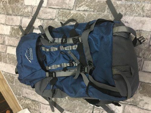 Sıfır sırt çantası