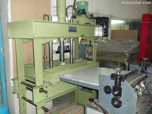 Temzi hürsan marka press makinası