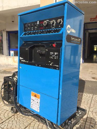 Ac Alüminyum Kaynak Makinası Motor Blok Kapak Jant