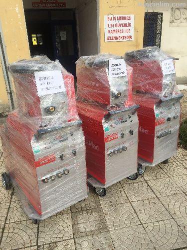 Gekemac 500 amper gazaltı kaynak sıfır garantili