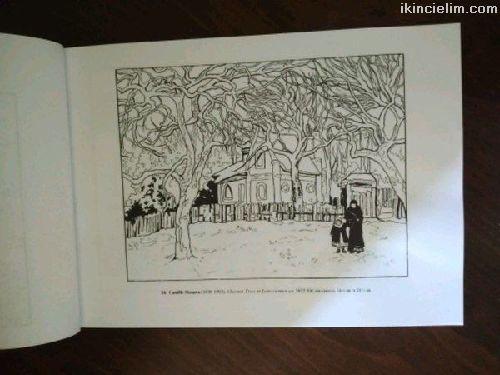 Diğer Kitaplar Satılık ünlü Ressamların Eserlerinin Boyama Kitabı
