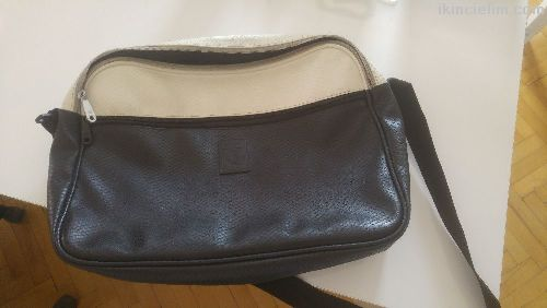 Adidas - Mailman bag - siyah/beyaz postacı çantası