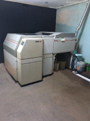 Agfa Avantra 44 Film çıkış makinası