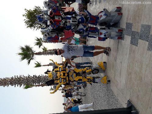 Transformers Robot Kiralama