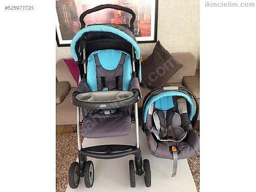 Chicco marka bebek arabası ve puset