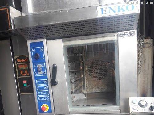 Tertemiz İkinci El Enko Pişirme Fırını