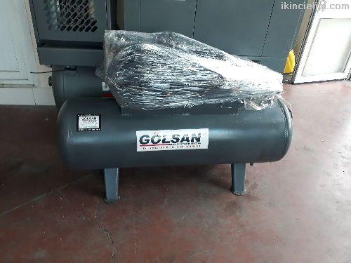 200 litre pistonlu kompresör