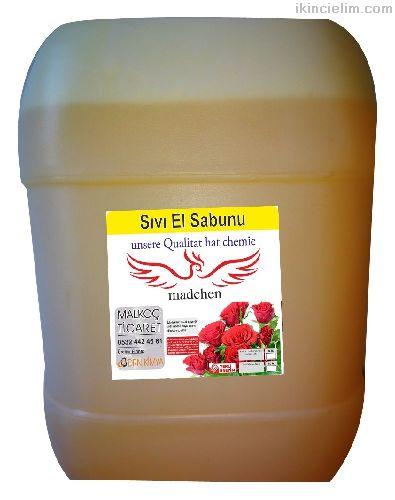 Sıvı El Sabunu 23 Lt