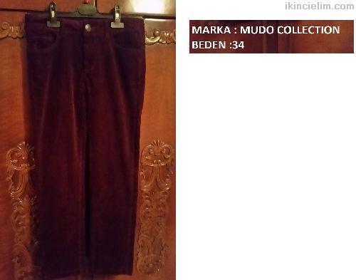 14 Adet Bayan Pantolon 50 Lira