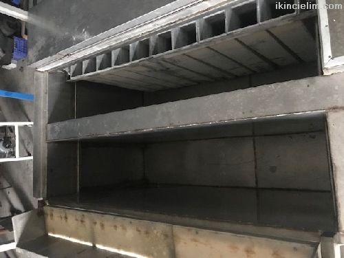 Amonyaklı Kalıp Buz Makinası