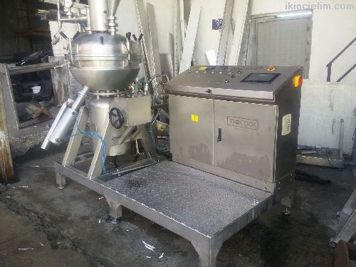 Krem peynir makinası