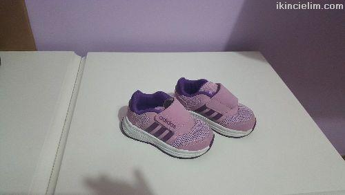 Adidas bebek ayakkabı 20 numara
