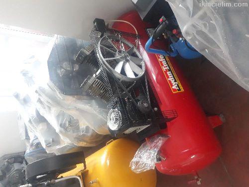 Aydın trafo 200 litre pistonlu kompresör