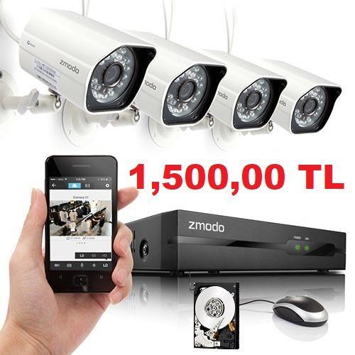 Kameralı Sistemler İkici El Ve Sıfır...