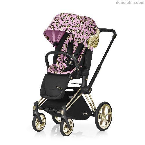 Cybex Praim Stroller De Jeremy Scott - Cherub roz