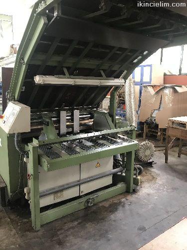 Stock 1250P Otomatik Sıvama Makinesi