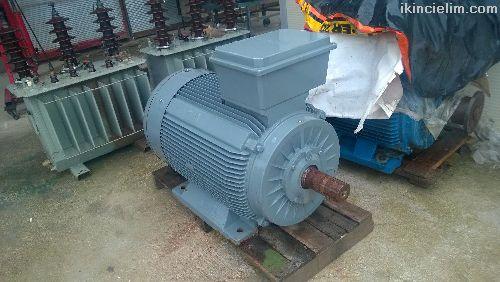 200 Kw 270 Hp 1500 Devir Orjinal  Sıfır Motor