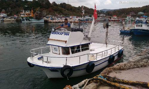 Özel Balıkçı Teknesi