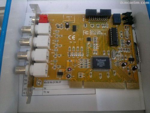 Dvr Card Kamera Kayıt Model Ex-50