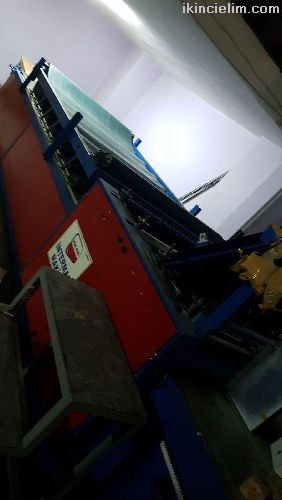 145'Lik Yarı Otomatik Sıvama Makinesi