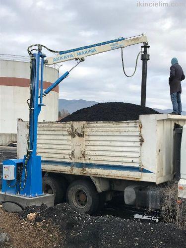 Kömürden Numune Alma - Coal Sampling - Otomatik