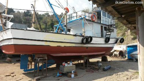 Satılık Balıkcı Teknesi