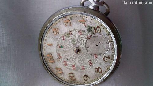 Dede yadigarı çok değerli cep saati