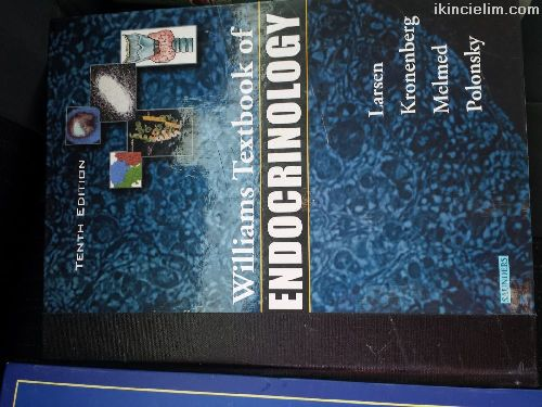 Wiiliams textbook of endokrinoloji