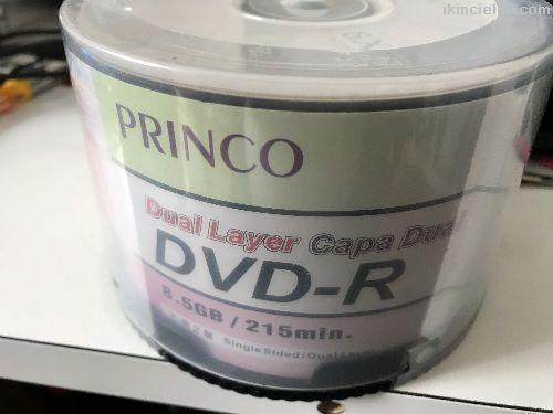 Boş dvd