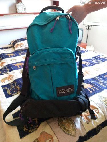 Spor sırt çanta