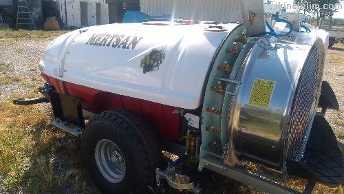 Satılık 1200 Lt İlaçlama Makinası