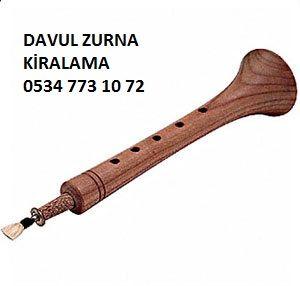 Davul zurna 0534 773 10 72