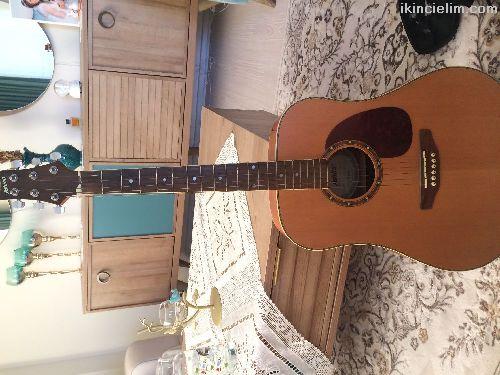 Ashton d25 akustik  gitar naturel