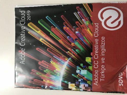 Adobe craetive cloud 19