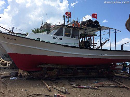 Uygun Fiyatlı yeni bakımdan çıkmış balıkçı teknesi