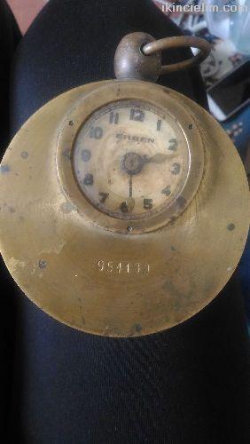 Antika Bekçi Saati