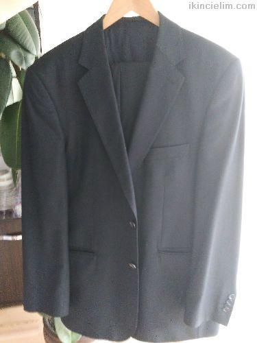 Satılık kaliteli takım elbise