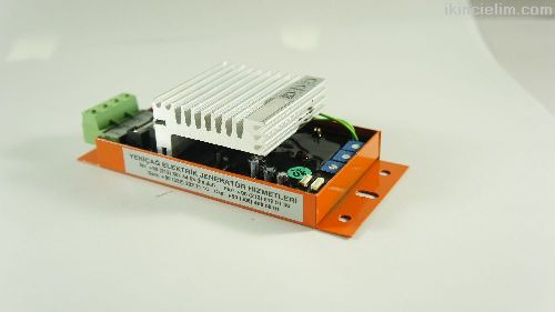 Jeneratör Elektronik Kartları
