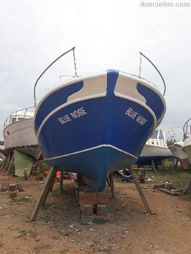 Acil Ozel Ruhsatlı Balıkcı Ve Gezı Teknesı