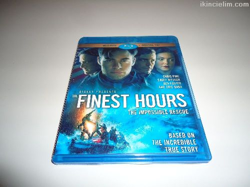 The Finest Hours Bluray 3D Film