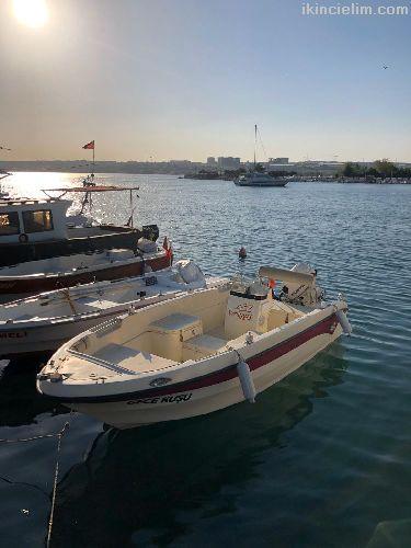 Evinrude Etec 30 Hp & Safter 4,60 mt Tekne 2018