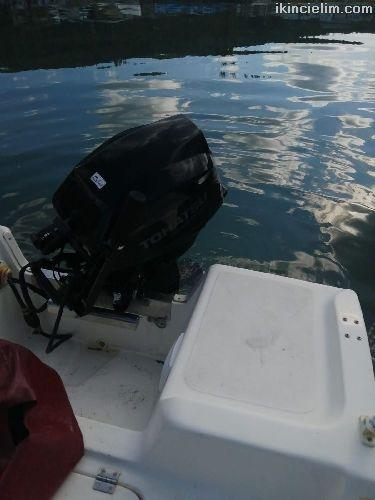 Safter 4.50 & Parsun 20 Hp Fiber Tekne Motor Takım