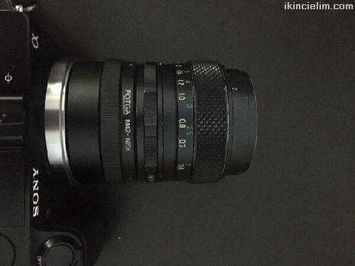 Sony Alpha Nex 7 50 mm Tüm Ekipmanlar