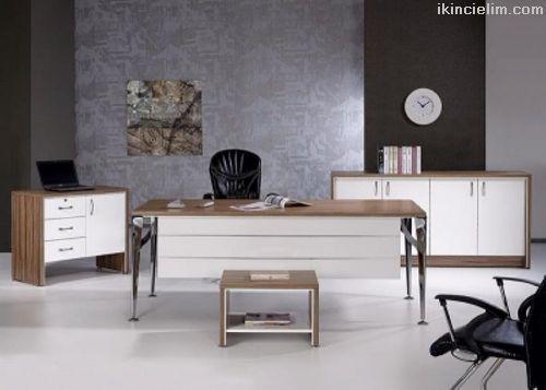 Güreler Riva Ofis Mobilyası Seti