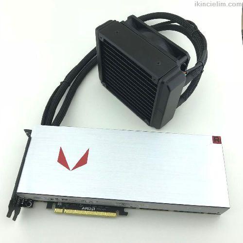 Sapphire Rx Vega 64 (Sıvı Soğutmalı)